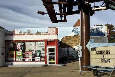 Joel Morgovsky, 'Chap Cigarettes, Topeka, KS'