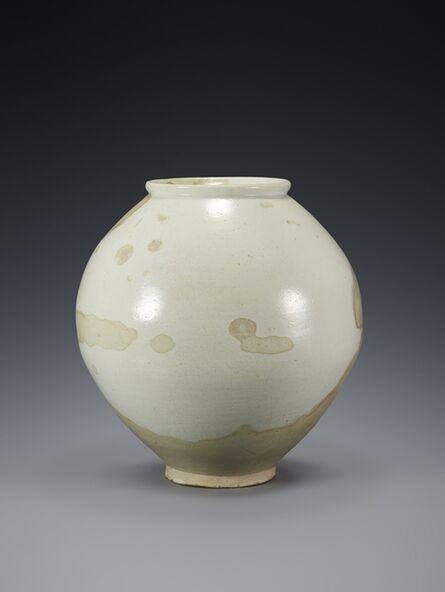 Unknown Artist, 'White Porcelain Jar', Joseon Dynasty-18th century