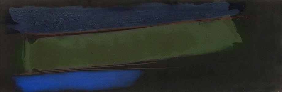 Dan Christensen, 'Blue Legacy', 1981