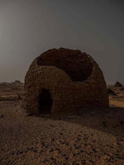 Philippe Chancel, 'Datazone Prologue, Sudan, Meroe Necropolis', 2018