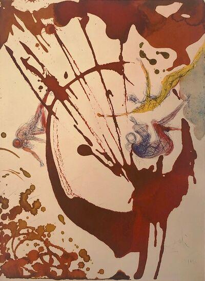 Salvador Dalí, 'In The Beginning, 'In Principio', Biblia Sacra', 1967