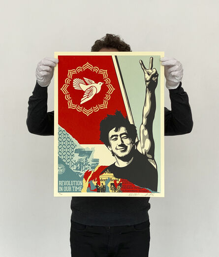 Shepard Fairey, 'Revolution In Our Time ', 2020