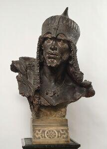 Davide Calandra, 'Bust of a Moor ', 1887