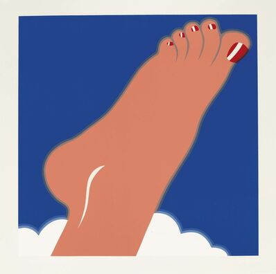 Tom Wesselmann, 'Seascape (Foot), from Edition 68', 1968