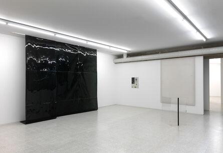 Ian Kiaer, 'Melnikov project, black facade', 2011