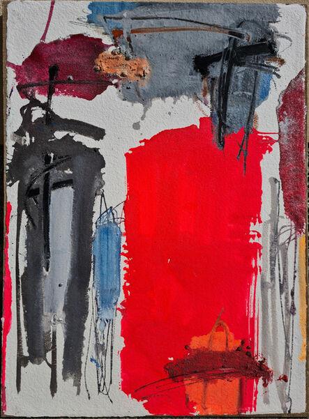 Esposito Enzo, 'Red', 2020
