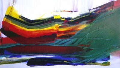 Paul Jenkins, 'Phenomena Delta Strands', 1981