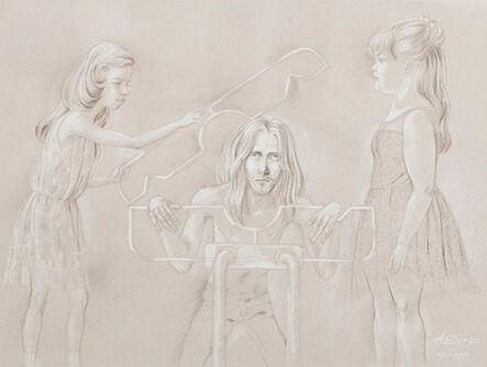 AES+F, 'Inverso Mundus, Women's Labor #2', 2015