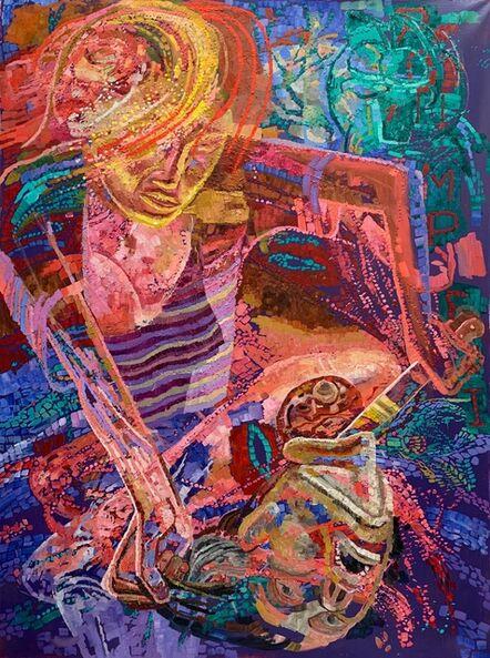 Gerald Davis, 'Untitled ', 2020