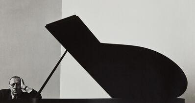 Arnold Newman, 'Igor Stravinsky', 1946