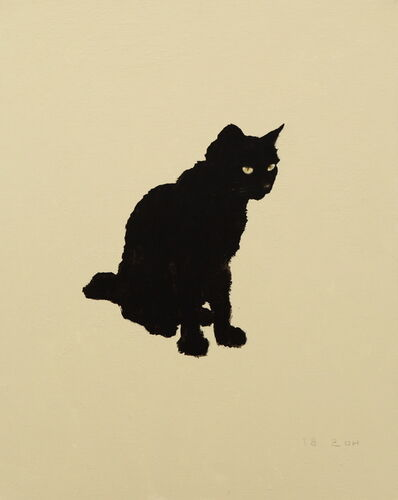 Kang Yobae, 'The Stray Cat that Never Approaches', 2018