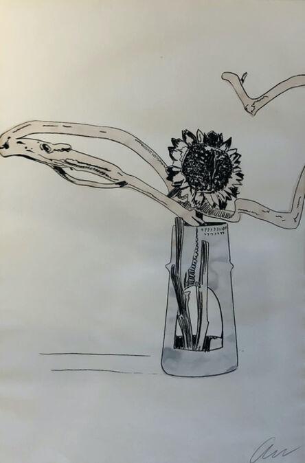 Andy Warhol, 'Flowers (Hand-Colored) (FS II.112)', 1974