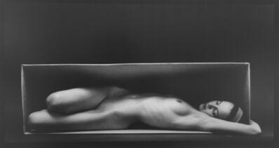 Ruth Bernhard, 'In the Box, Horizontal', 1962