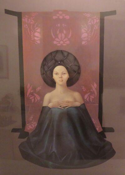 Leonor Fini, 'Retour de Voyage #2', ca. 1982