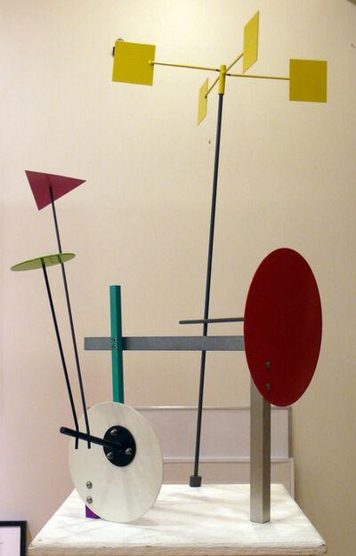 Peter Shire, 'Night Studio', 1989