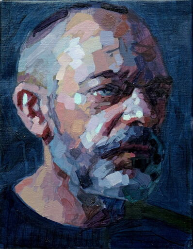 Laurent Dauptain, 'Autoportrait (1942)', 2017