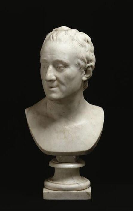 Jean-Antoine Houdon, 'Denis Diderot (1713-1784)'