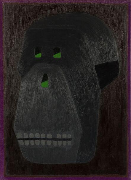 Alex Gene Morrison, 'Skull', 2014