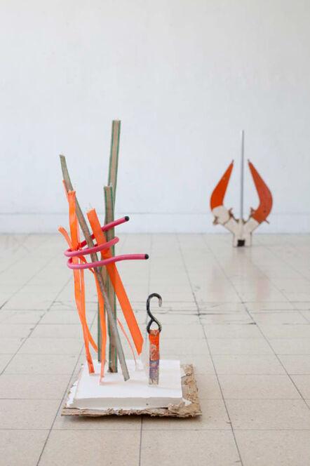 Leyla Aydoslu, 'Construction XLVII, XLIX', 2014