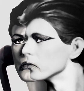 Teiji Hayama, 'Double Bowie', 2019