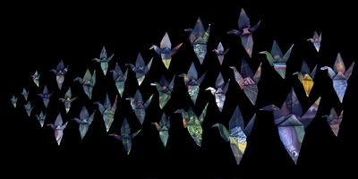 Angki Purbandono, 'Autumn Migration (Migration Series)', 2013