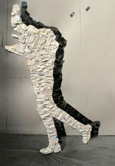 Nandor Angstenberger, 'Dancing Ghost', 2013