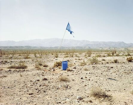 Richard Misrach, 'Agua #1, near Calexico, California/Agua nº 1, cerca de Calexico, California', 2004