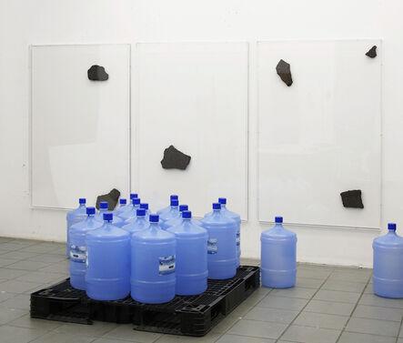 Mandla Reuter, 'The grid', 2015