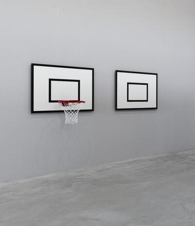 Elmgreen & Dragset, 'Lowered Goals', 2012