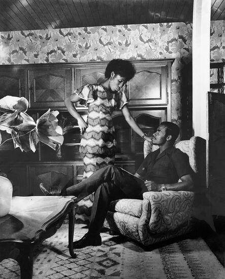 """Paul Kodjo, 'Extrait du roman photo """"Perdue et retrouvée"""" ', 1973"""