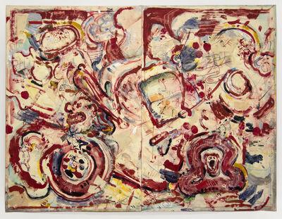 David Scher, 'clown car', 2015