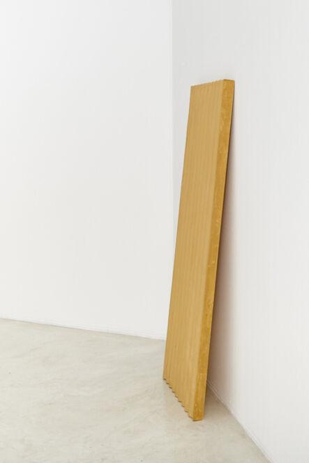 Jeremy Wafer, 'Corrugate (Yellow)', 2016