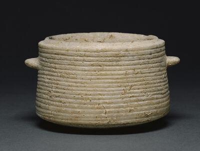 'Cylindrical Pyxis', 2800 BCE-2700 B.C.