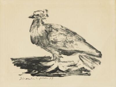 Pablo Picasso, 'Le gros pigeon', 1947