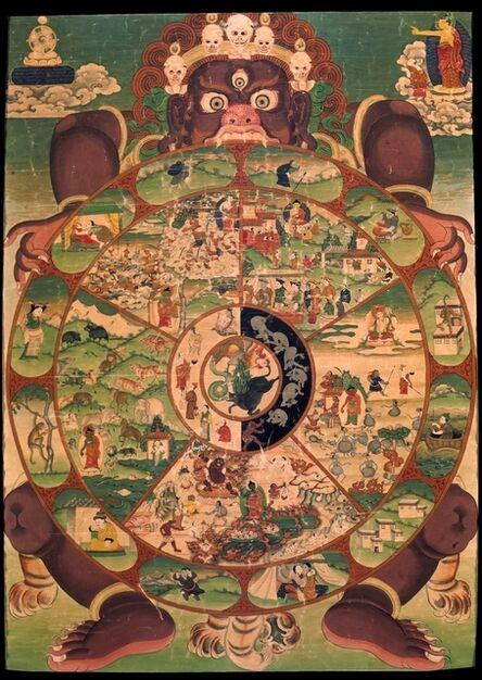 'Wheel of Life', early 20th century