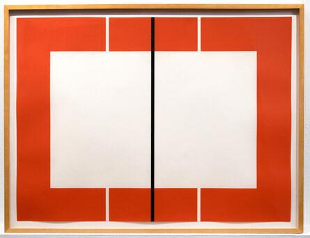 Donald Judd, 'Untitled (S.#199)', 1990