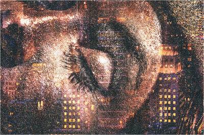 David Drebin, 'Golden Eye', 2021