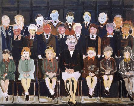 Marlene Dumas, 'The Teacher (Sub A)', 1987