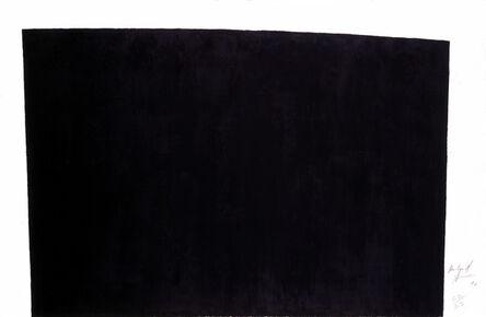 Richard Serra, 'Min', 1990