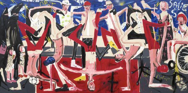 Dale Lewis, 'Crucifixion', 2016
