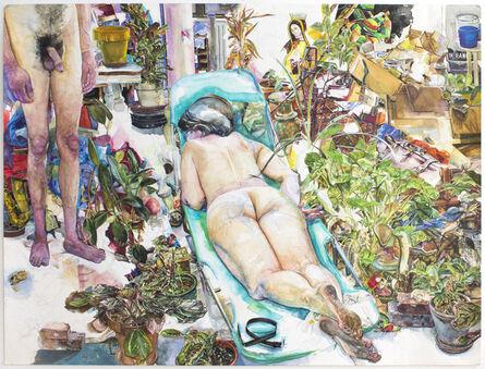 Joseph Santore, 'In the Garden', 2010-2016