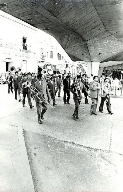 Marcos Kurtycz, 'Exprocesión', 1977