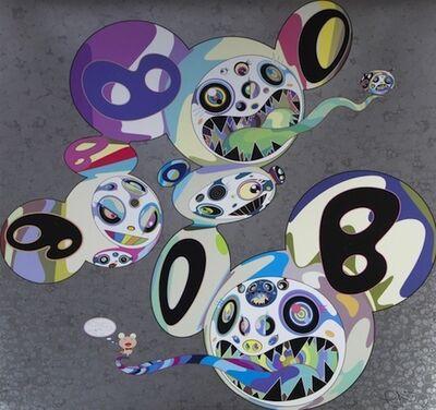 Takashi Murakami, 'Spiral', 2015