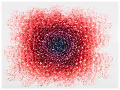 Hsu Wei-Hui, 'Smiling Face as a Flower – Resplendent-7', 2015