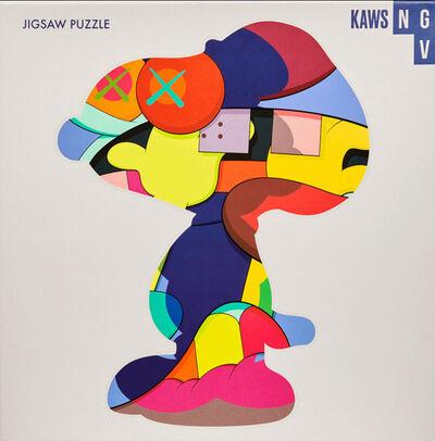 "KAWS, 'KAWS x NGV ""No One's Home"" 1000 Piece Jigsaw Puzzle, 2019', 2019"