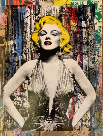 Mr. Brainwash, 'Marilyn For Ever', 2021