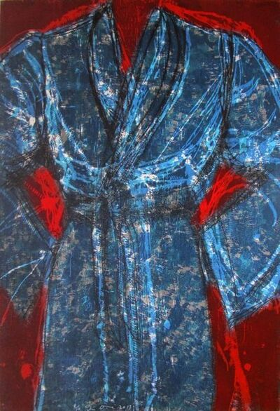 Jim Dine, 'Blue Vienna', 2013