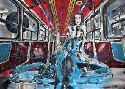 Mauro Paparella, 'Misplaced passengers', 2019