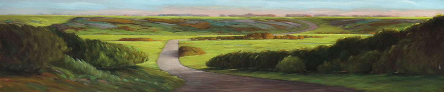 Ross Penhall, 'Early Start', 2019