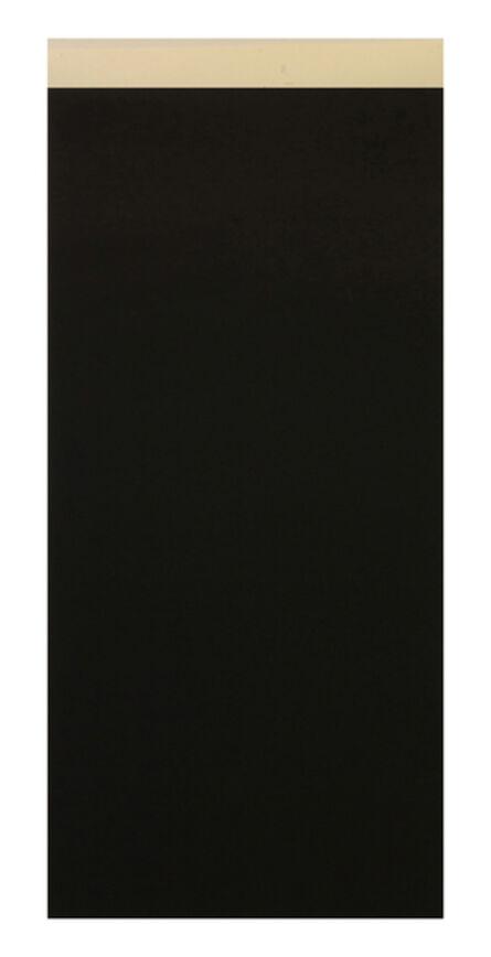 Richard Serra, 'Vertical ', 2002